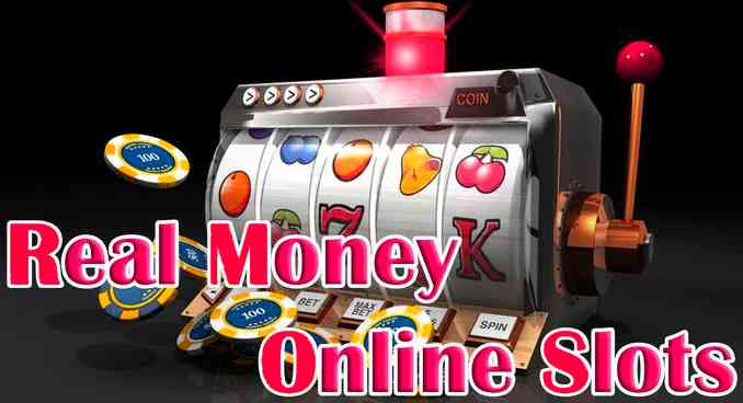 online slots real money